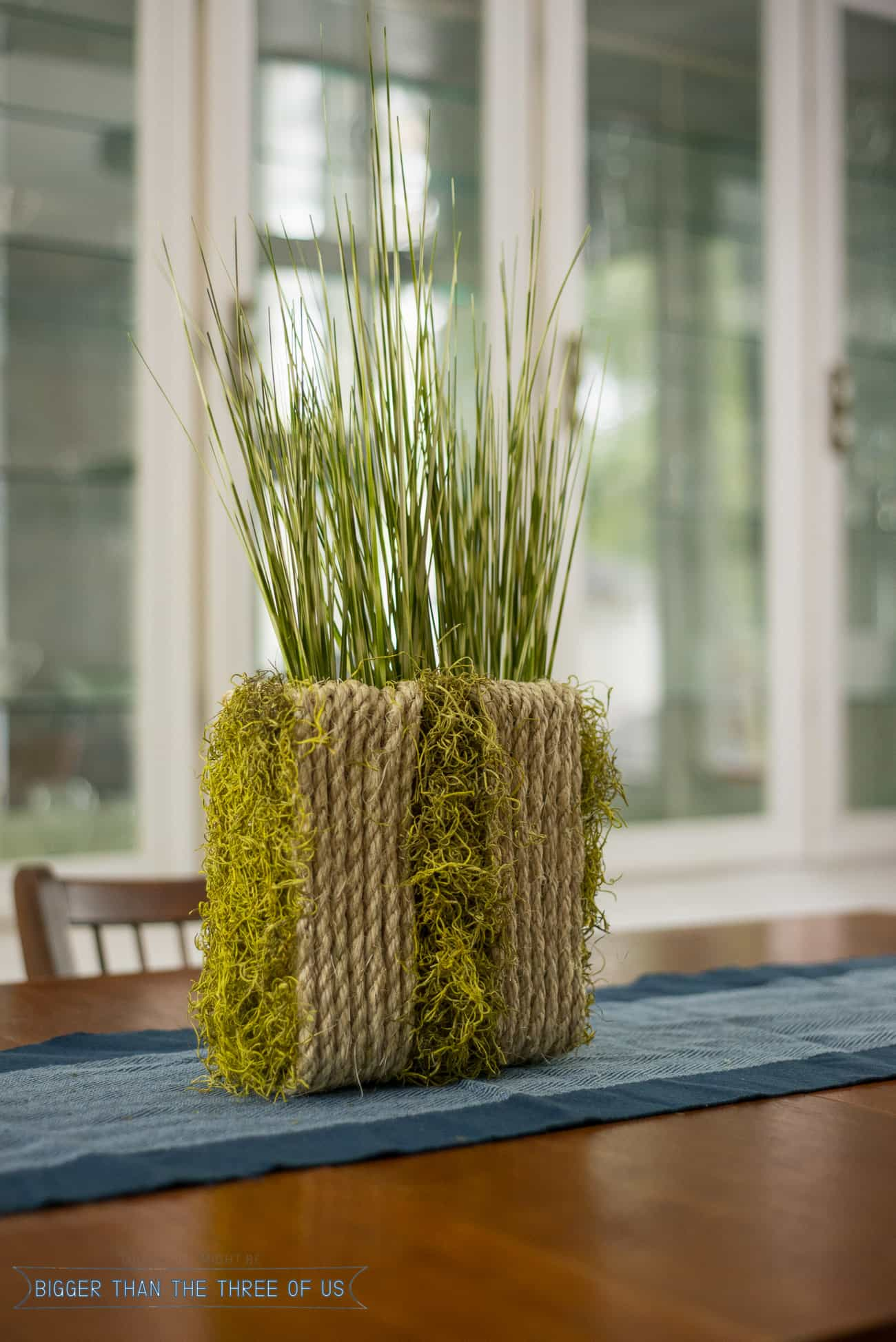 Repurpose that Empty Cereal Box to a Cute Faux Planter in Just a Few Easy Steps!