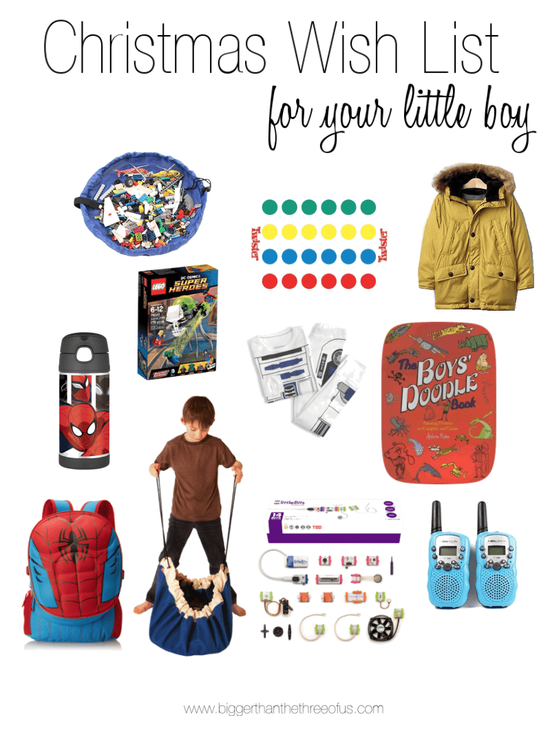 Gift Guide for Your Little Guy