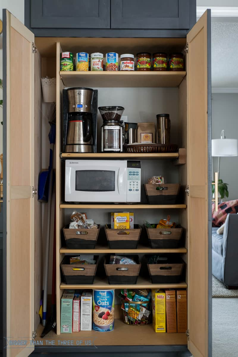 Building and organizing a pantry-4