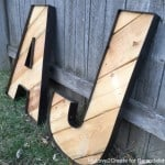 Rustic Letters