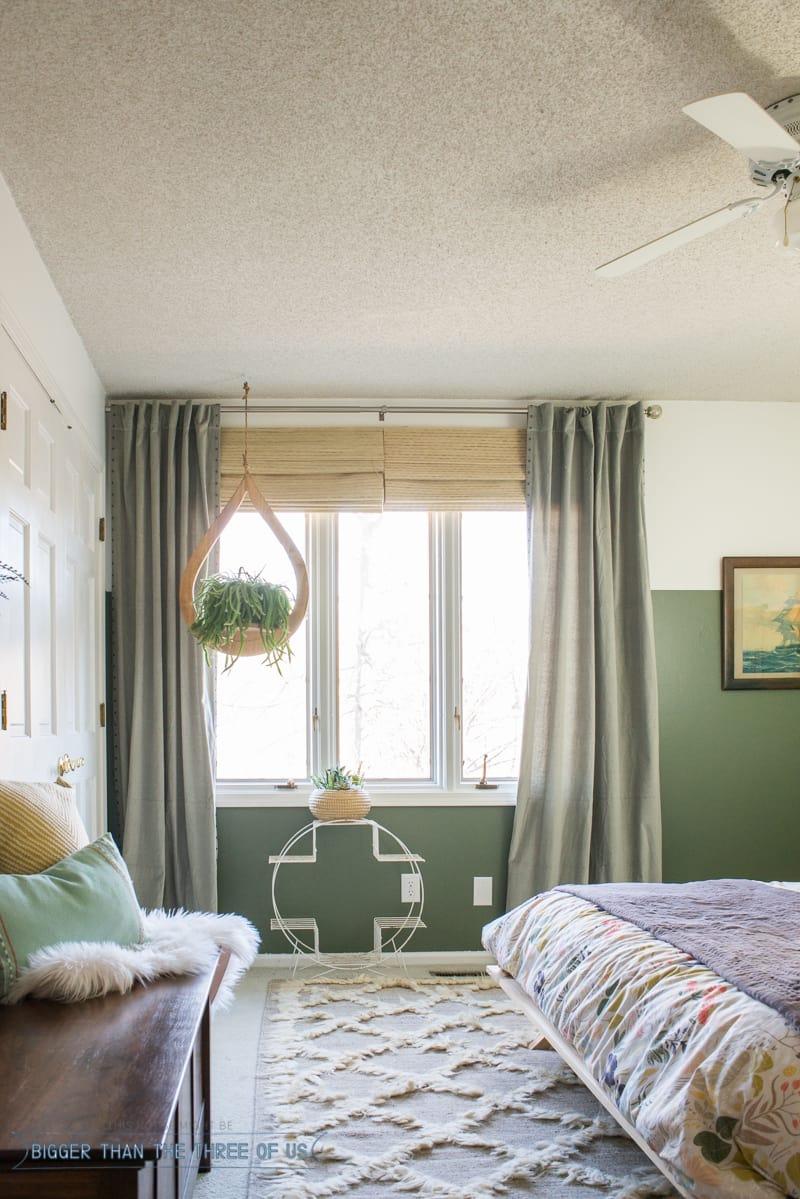 Boho Eclectic Room