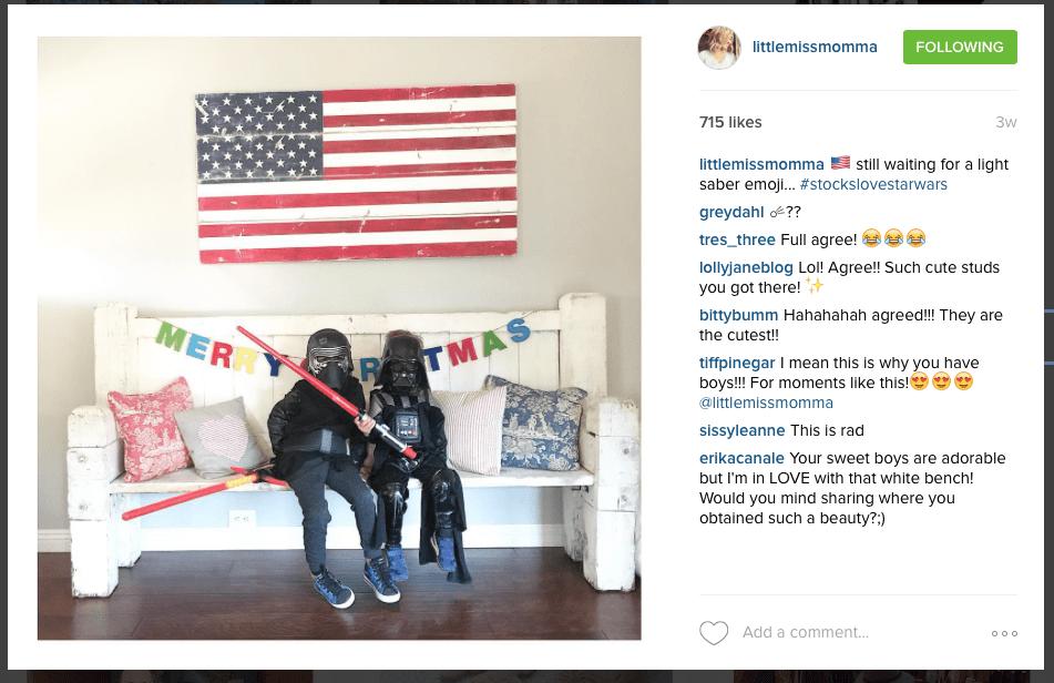 Instagram - Little Miss Momma