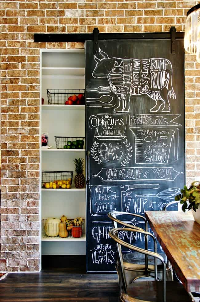 Not That Thereu0027s Anything Wrong With A Gorgeous Pantry. To Be Quite Honest,  Iu0027m Drooling Over This Pantry: