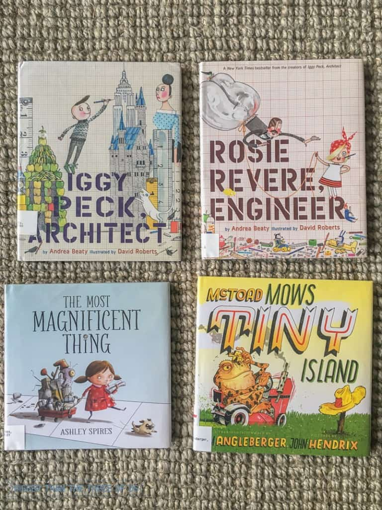 Kid-Tested / Mom-Approved : Our Favorite Books for 5 and 6 year olds!