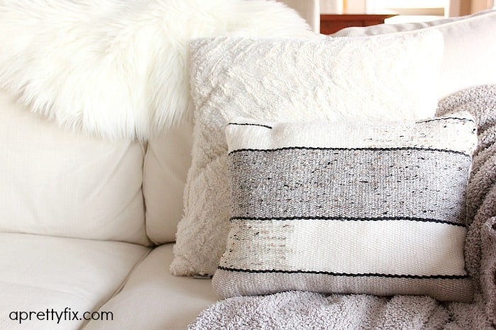 Woven Pillow Tutorial