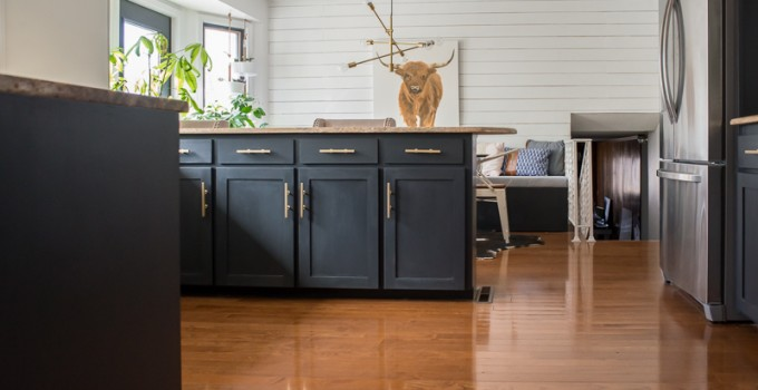 Custom DIY Kitchen Doors and Cabinets – All the Details on the Costs!