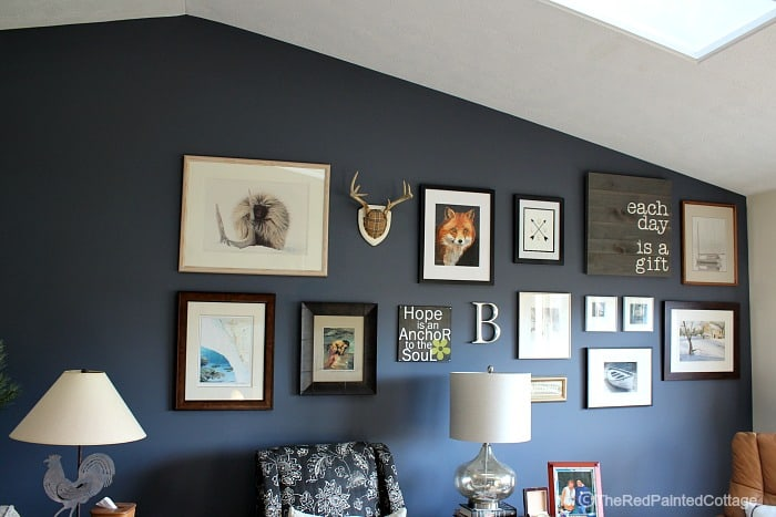Update a Gallery Wall