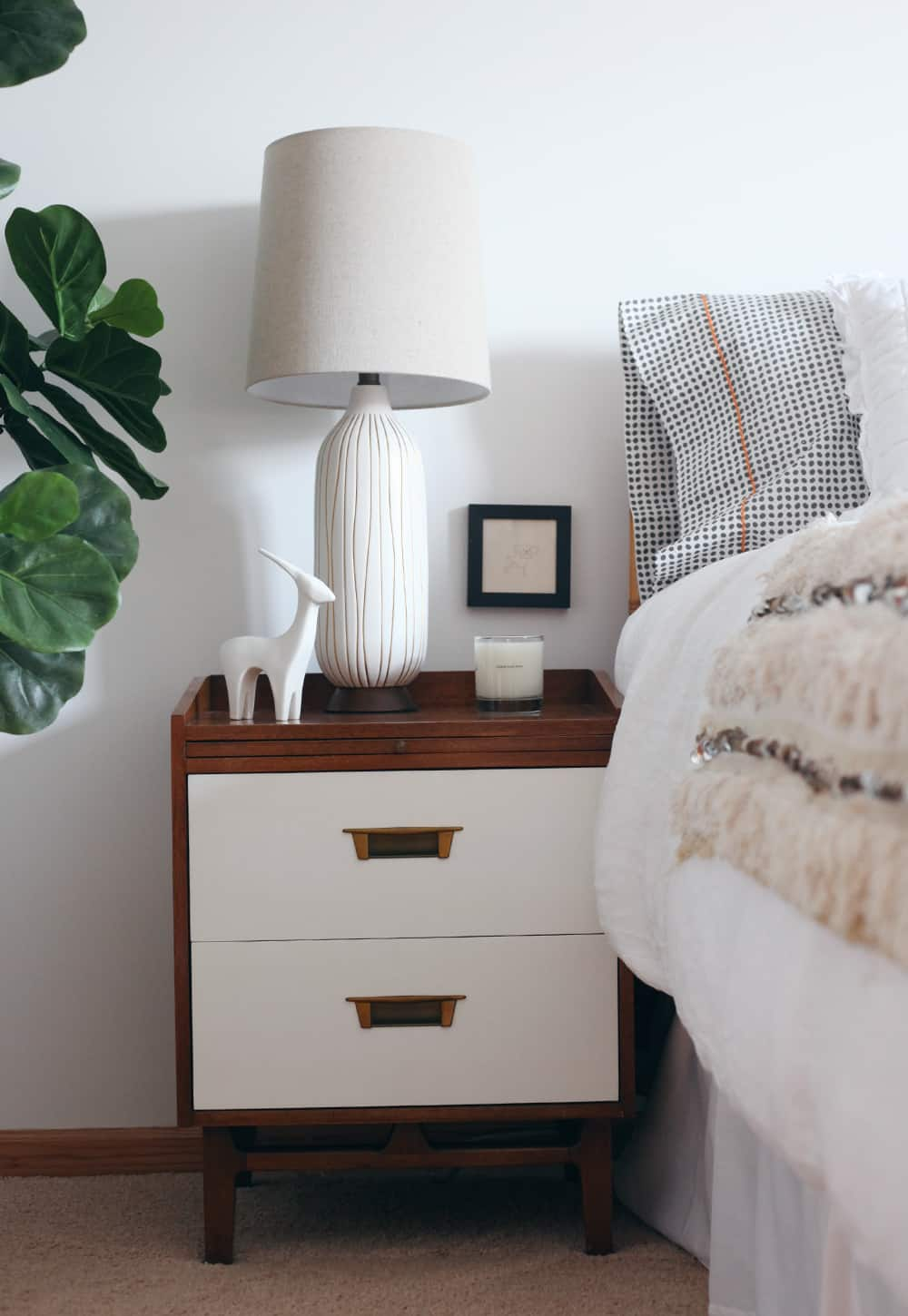 Cord Control And Cord Management For Nightstands Media