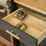 Make this Spice Drawer Organizer in just a few steps!