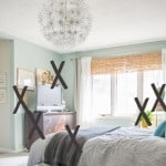 Updating the master bedroom on a budget