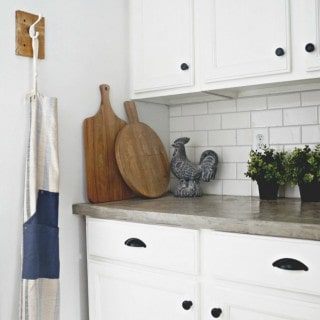 Farmhouse kitchen reveal