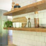How to Install Heavy Duty Kitchen Shelves