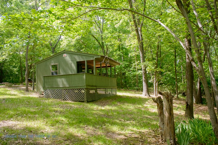 Planning a Cabin Renovation - the Before