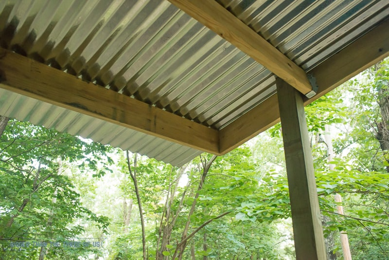 Renovating a Cabin and Extending the Roof