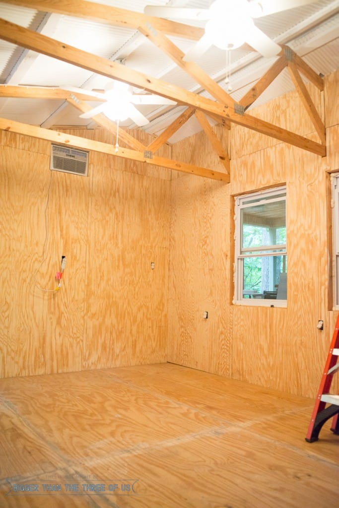 How to Install Paneling Without It Looking Like the 1970s!-15