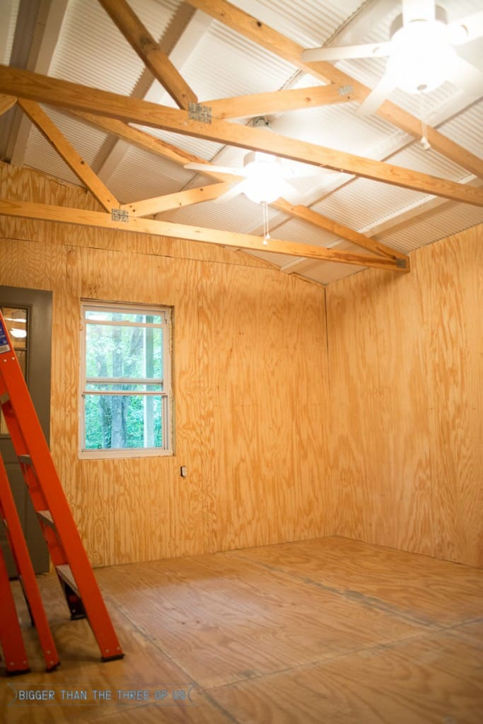How to Install Paneling Without It Looking Like the 1970s!-18