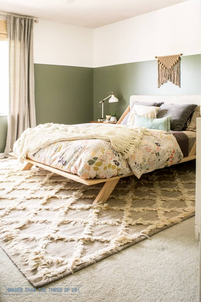 innovative new bohemian bedroom furniture | Freshening up the Guest Bedroom - Bigger Than the Three of Us