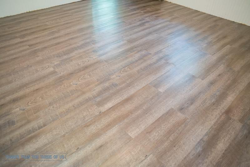 How to install Laminate flooring - full tutorial!