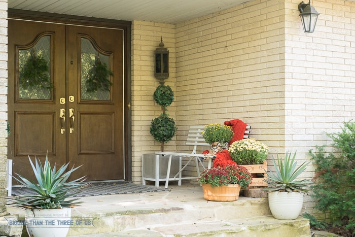 Fall Front Porch Ideas For Free