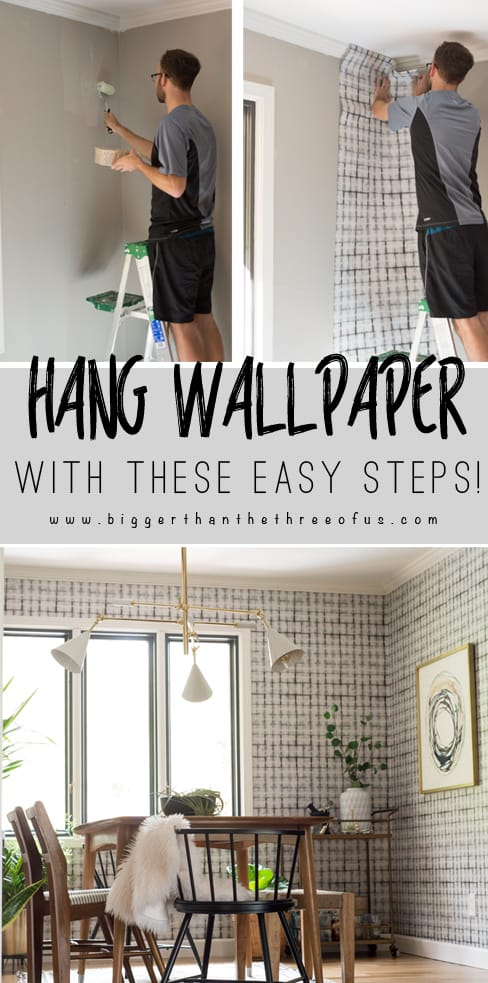 How to Wallpaper for Beginners