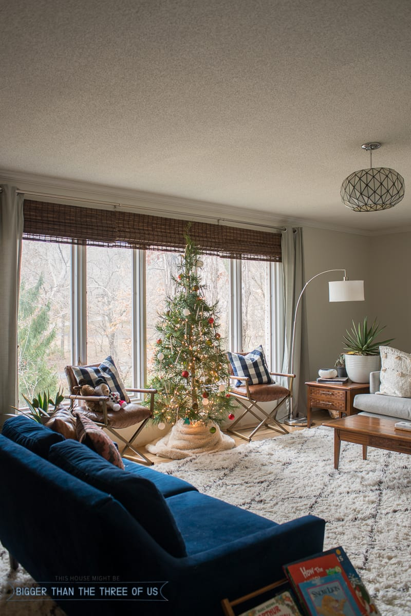 Simple Christmas Decorating For Eclectic Homes 3 Bigger