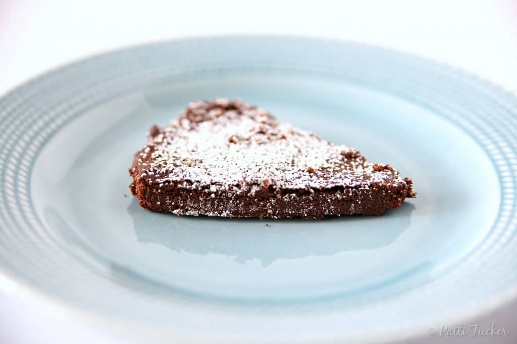Dark Chocolate Shortbread Recipe