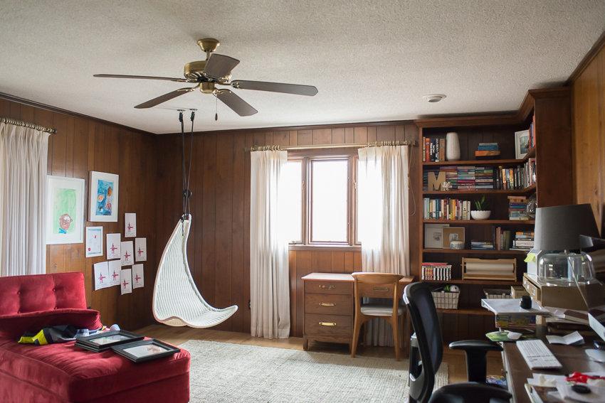 Playroom/Office Progress