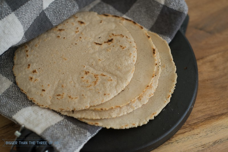 Simply Amazing Homemade Corn Tortillas! Once you try these , you'll never buy corn tortillas again.