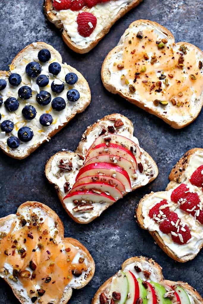 Breakfast Toast Ideas