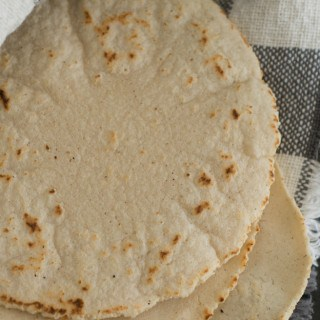 We LOVE these homemade corn tortillas! Try them for your next Taco Tuesday night!
