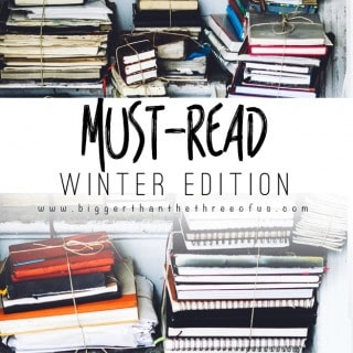 Need some suggestions for your next great book? Here are my must-read books for winter.