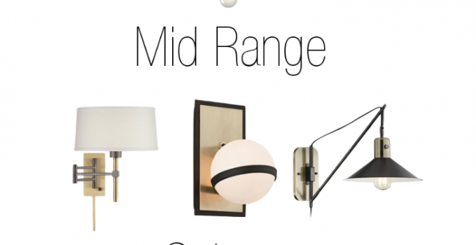 My Favorite Wall Sconces