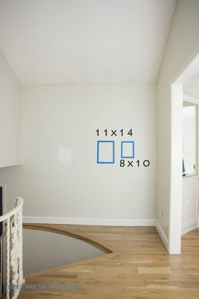How To Determine Canvas Sizes For A Wall