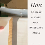 scarf joint angle