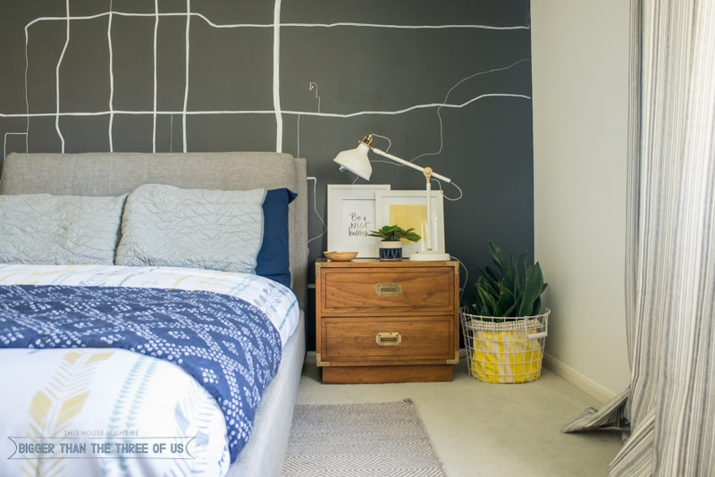 Upgrading to A Full-Size Bed in a Kid's Room