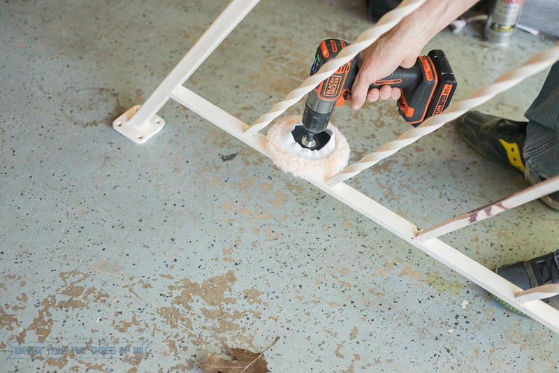 Grinding handrail DIY Project