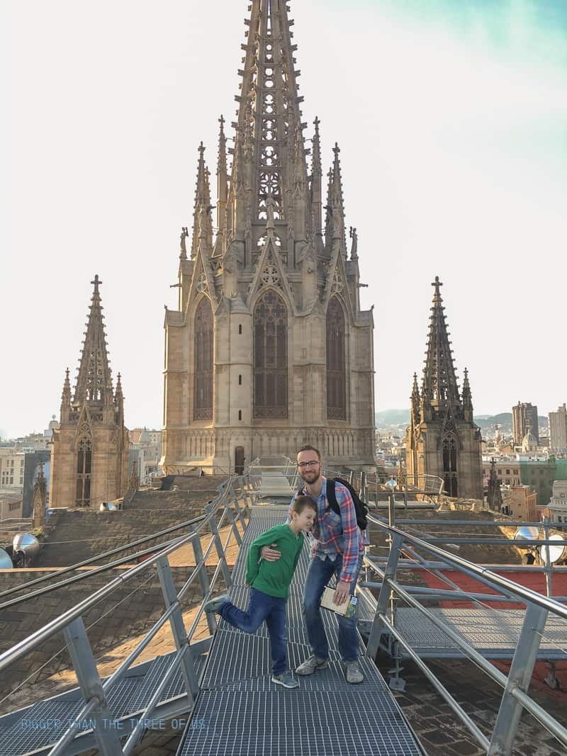 Cathedral de Barcelona :: Kid-Friendly Things to Do In Barcelona