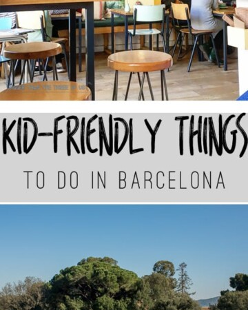 Kid-Friendly Things To Do in Barcelona
