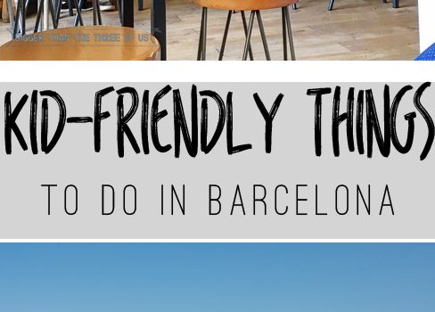 Travel Diaries :: Kid-Friendly Things to Do In Barcelona