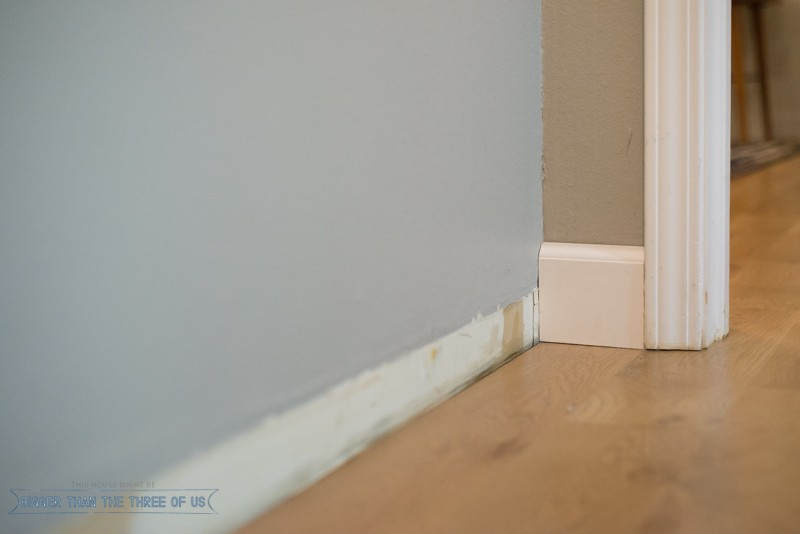 How To Cope Baseboards