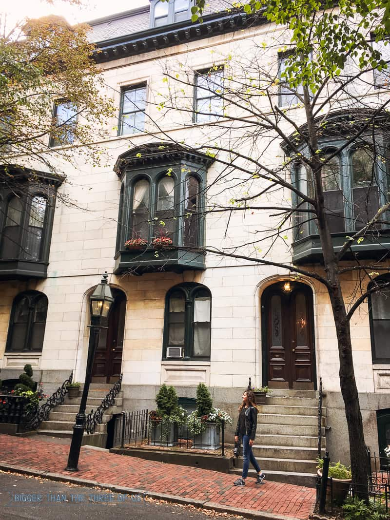 3 Days in Boston -- Where to Eat and What to See-Beacon Hill