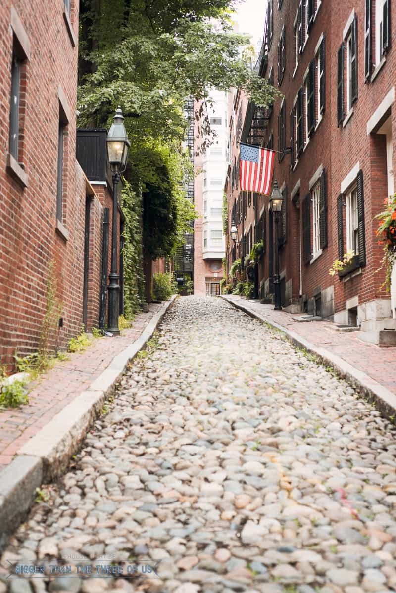 3 Days in Boston -- Where to Eat and What to See - Acorn Street