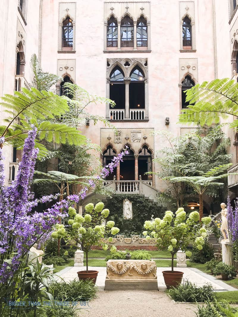 3 Days in Boston -- Where to Eat and What to See - Isabella Gardner Museum
