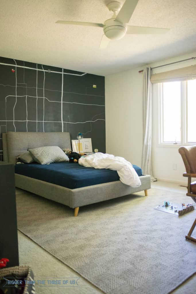 What my kid's room really looks like - not styled!