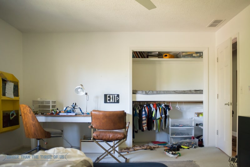 No makeup home tour - What my kid's bedroom normally looks like-1