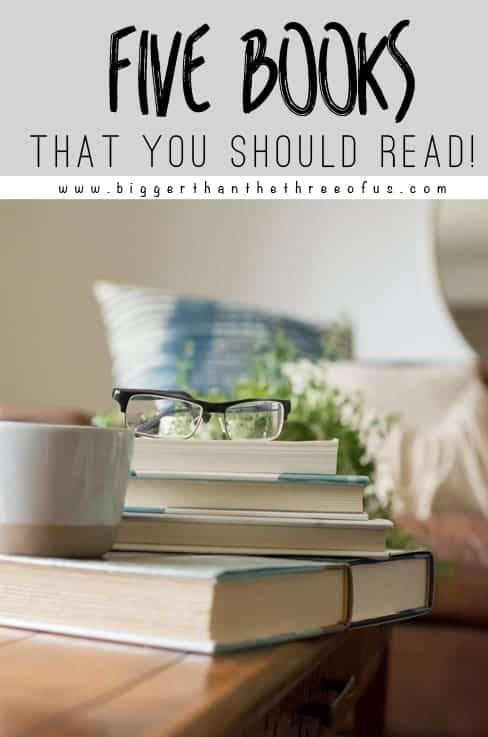 Do you love to read?! Come on over and see my must read books for this season. #bookstoread