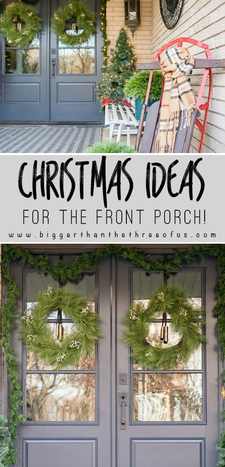 front porch christmas decorating ideas modern front porch decor