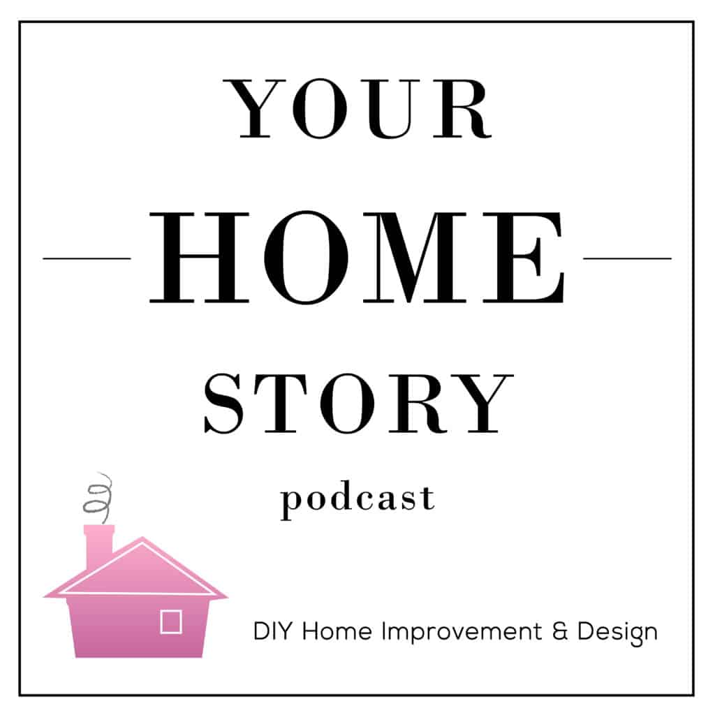 Listen in as we chat all about painting cabinets in this episode of Your Home Story.