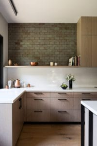 Wood Kitchen Home Decor Trends of 2018