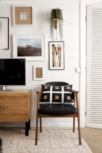 Gallery Wall Ideas and Tips on the Your Home Story Podcast